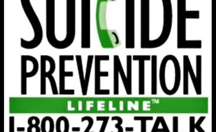 National Suicide Prevention Day