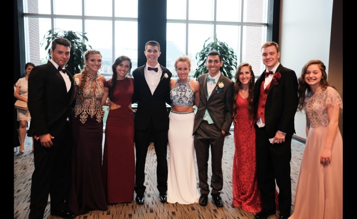 Teenagers and Their High School Prom
