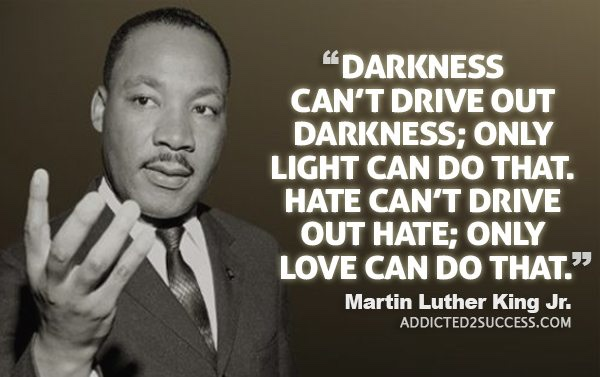Are We Honoring Dr. Martin LutherKing?