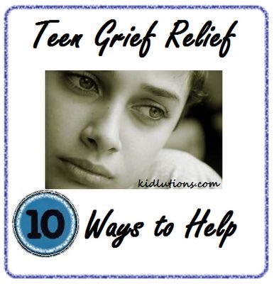 How To Respond to a Grieving Teenager