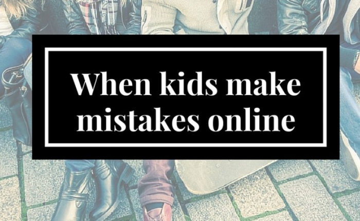 Common Mistakes Teenagers Make on SocialMedia