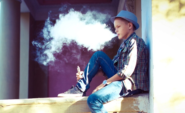 Teen Addiction to Nicotine is Increasing due to Vaping