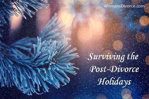 Dealing with Christmas after ADivorce