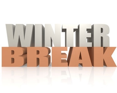 Surviving Winter Break with Your Teenager Not in School