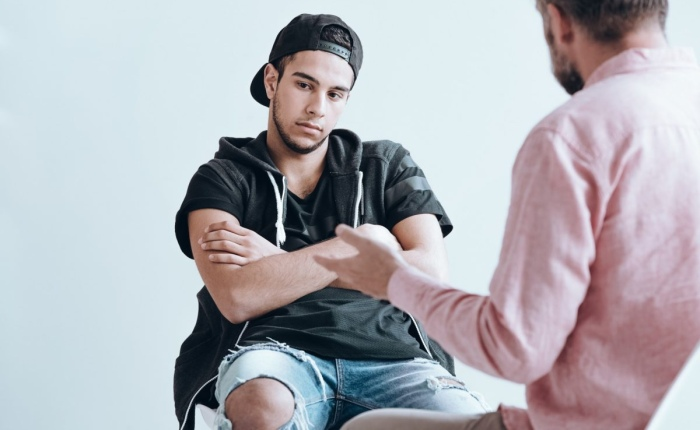 Why Teenage Boys Refuse Psychotherapy