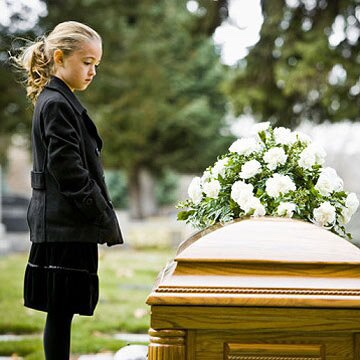 Helping A Child Grieve the Loss of a Parent, Sibling or Close Friend