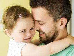 Dads Help Children Mature into Adults
